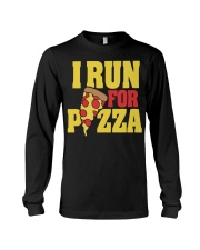 Pizza Long Sleeve Tee thumbnail