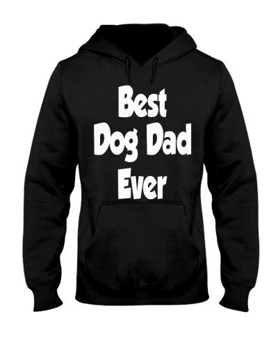 BEST DOG DAD EVER BEST