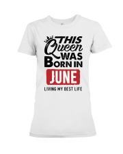 June Queen Premium Fit Ladies Tee thumbnail