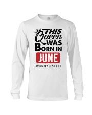 June Queen Long Sleeve Tee thumbnail