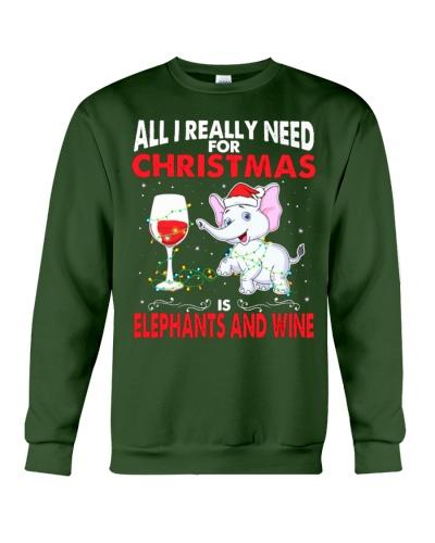 Elephant Wine Christmas