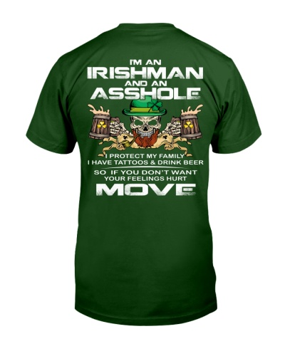 I AM AN IRISHMAN