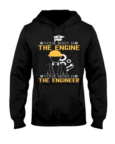 YOUR MIND IS  THE ENGINEER