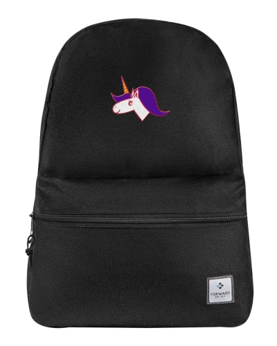 Backpack Unicorn face