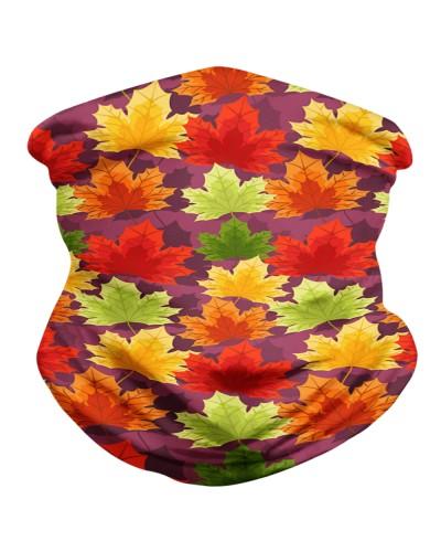 Neck Gaiter Autumn Floral