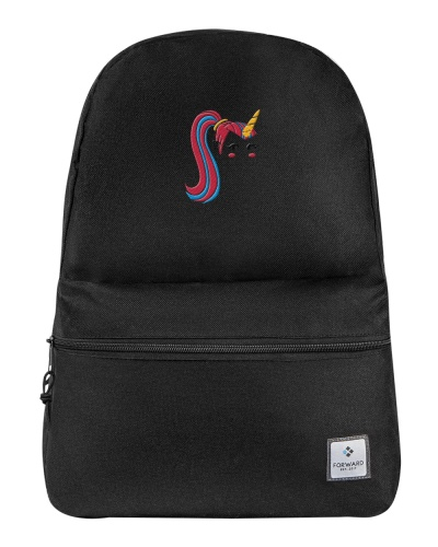 Backpack Unicorn Ballet Cartoon
