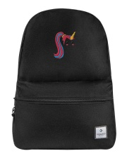 Backpack Unicorn Ballet Cartoon Backpack front