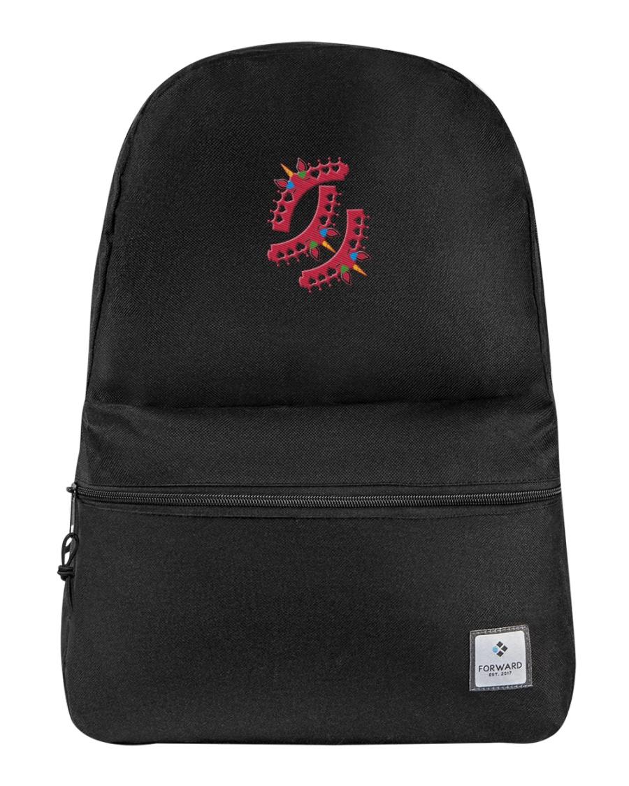 Backpack unicorn cupcake wrapper Backpack