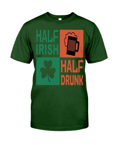 HALF IRISH HALF DRUNK