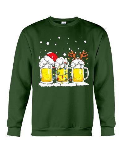 Beer Hunting Christmas Gift Shirt