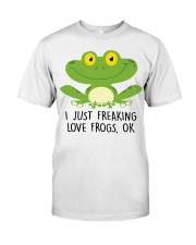 Frogs Classic T-Shirt thumbnail