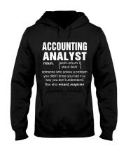 HOODIE ACCOUNTING ANALYST Hooded Sweatshirt thumbnail