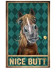 Horse Nice Butt 11x17 Poster front