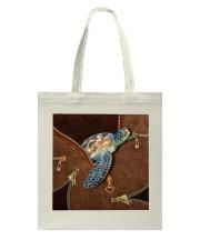 Turtle V2   Tote Bag tile