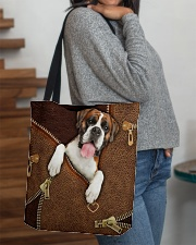Boxer  All-over Tote aos-all-over-tote-lifestyle-front-09