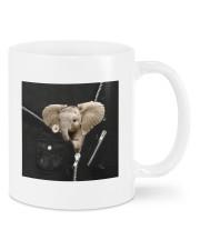 Elephant Black  Mugs tile