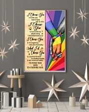 LGBT I Choose You 11x17 Poster lifestyle-holiday-poster-1