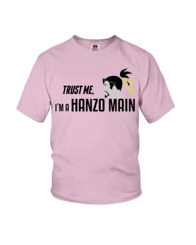 Trust Me I'm A Hanzo Main Shirt
