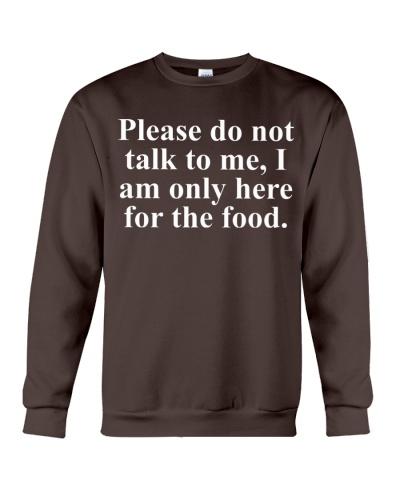 AJ Lee Please Do Not Talk To Me Sweater