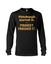 Pouncey Finished It Shirt Long Sleeve Tee thumbnail