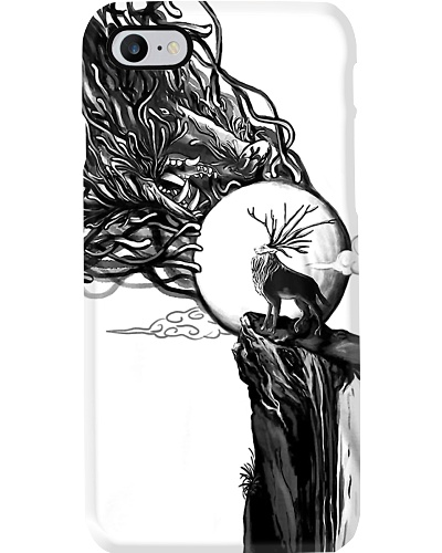 A God Of Life And Death Phone Case