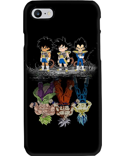 DB Trio Phone Case