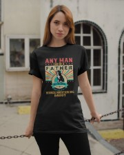 Bernese-Mountain-Dog-Daddy-Shirt Classic T-Shirt apparel-classic-tshirt-lifestyle-19