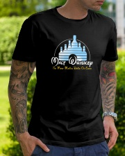 Malt-Whiskey-Shirt-Most-Magical-Drink Classic T-Shirt lifestyle-mens-crewneck-front-7