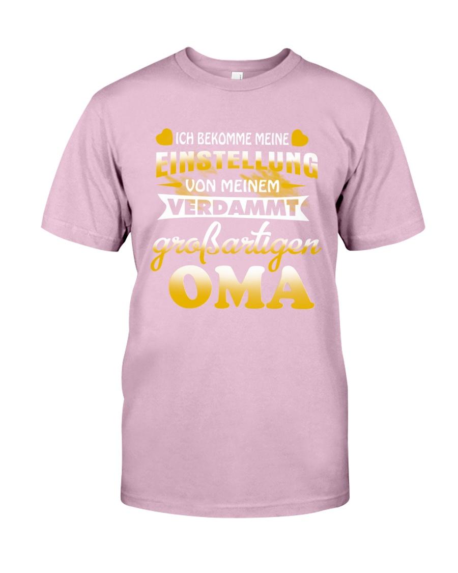 OMA Classic T-Shirt