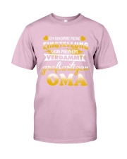 OMA Classic T-Shirt front