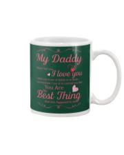 My Daddy Mug front