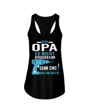 PAPA REPARIEREN Ladies Flowy Tank thumbnail
