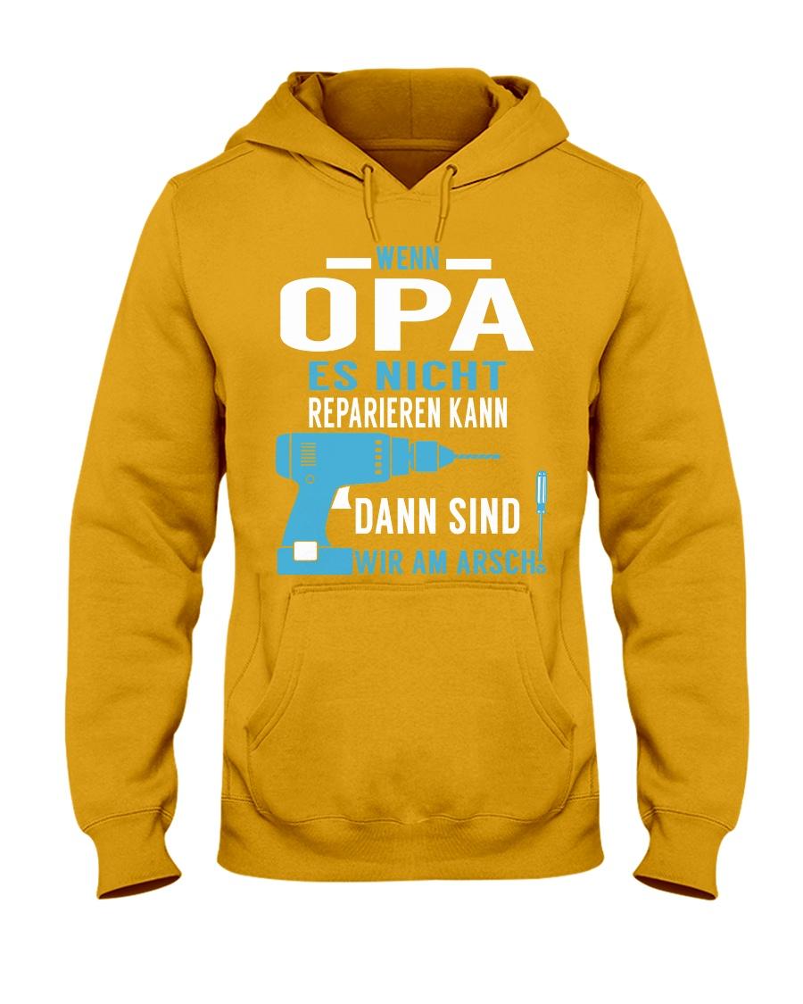 PAPA REPARIEREN Hooded Sweatshirt