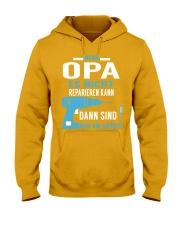 PAPA REPARIEREN Hooded Sweatshirt front
