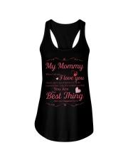 My Mommy Ladies Flowy Tank thumbnail
