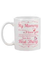 My Mommy Mug back