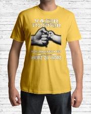 VATER UND TOCHTER Classic T-Shirt lifestyle-mens-crewneck-front-1