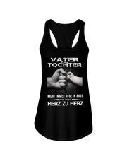 VATER UND TOCHTER Ladies Flowy Tank thumbnail