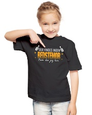 Bedstemor Youth T-Shirt lifestyle-youth-tshirt-front-2