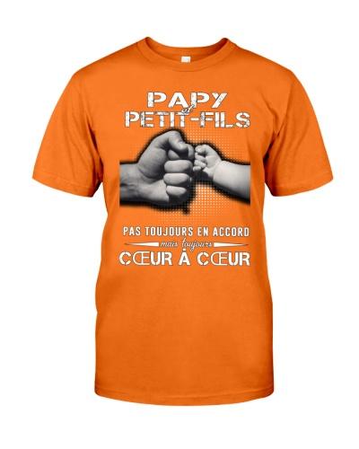 PAPY ET PETIT-FILS