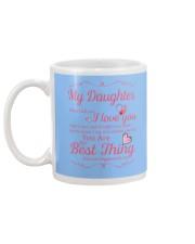 My Daughter Mug back