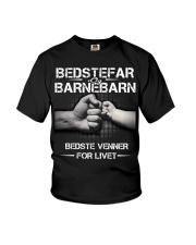BEDSTEFAR OG BARNEBARN Youth T-Shirt thumbnail
