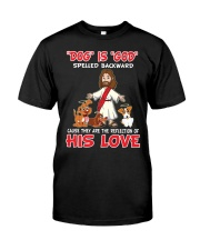dog is god his love Classic T-Shirt thumbnail