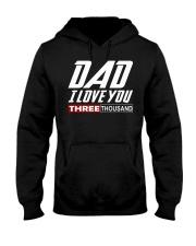 DAD I Love You 3000 Hooded Sweatshirt thumbnail