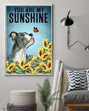 STAFFORDSHIRE BULL TERRIER YOU ARE MY SUNSHINE 11x17 Poster lifestyle-poster-1