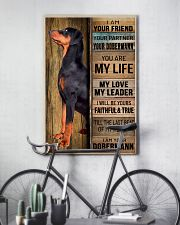 DOBERMAN PINSCHER DOG LOVER 11x17 Poster lifestyle-poster-7