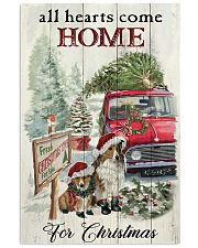 SHETLAND SHEEPDOG DOG ALL HEARTS COME HOME 11x17 Poster front