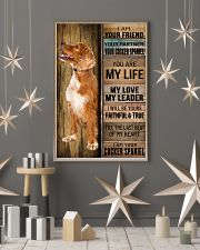 COCKER SPANIEL DOG LOVER 11x17 Poster lifestyle-holiday-poster-1