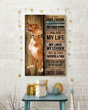 COCKER SPANIEL DOG LOVER 11x17 Poster lifestyle-holiday-poster-3