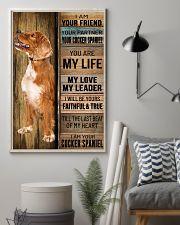COCKER SPANIEL DOG LOVER 11x17 Poster lifestyle-poster-1